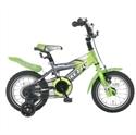 Kwaliteits groene jongensfiets Popal model 12K 12 inch
