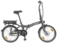 Navigator 1.2 E-bike Alu Vouwfiets 20 inch