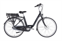 Electric N3 E-bike antraciet