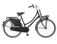 Meisjesfiets Popal Daily Dutch Select ZD26 Mat Zwart 26 Inch
