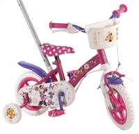 (c) Disney Minnie Bow-tique10 inch meisjesfiets Roze