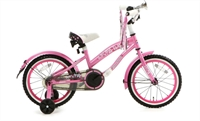 Trendy Popal Beachcruiser Roze 16 inch