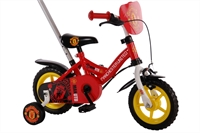 Manchester United 10 inch jongensfiets Rood