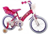 Disney Minnie Bow-Tique 16 inch meisjesfiets Roze-Paars