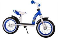 Yipeeh Loopfiets 12 inch Thombike Blauw Wit