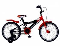 Popal Bike 2 Fly jongensfiets rood 16 inch