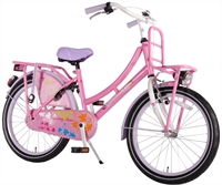 Volare Oma Spring 20 inch meisjesfiets Roze / Paars